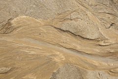 Sand background. Royalty Free Stock Photo