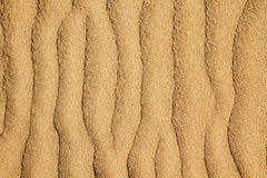 Sand background Royalty Free Stock Photography