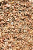 Sand background texture Royalty Free Stock Images