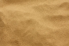 Sand background texture Royalty Free Stock Photos