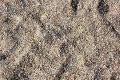 Sand background Stock Photography