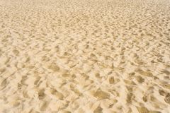 Sand background or texture closeup. Sand background or texture close up Stock Photo
