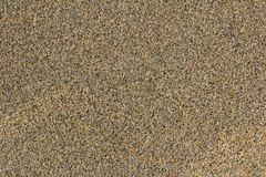 Sand background texture. Photo of an abstract texture Royalty Free Stock Photography