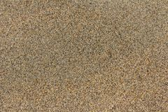 Sand background texture. Photo of an abstract texture Royalty Free Stock Image