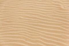 Sand background. Yellow white textured beach desert empty sand background Stock Photo
