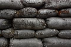 Sand Bag Royalty Free Stock Photography