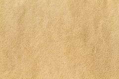 Sand. Bathed in the sun Stock Photography