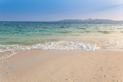 Sand and beach Royalty Free Stock Photography