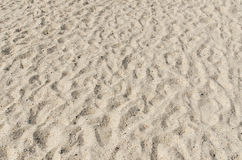 Sand on beach as background Stock Photography