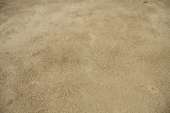 Sand on the beach backgrounds Royalty Free Stock Image