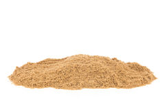 Sand at beach Royalty Free Stock Image