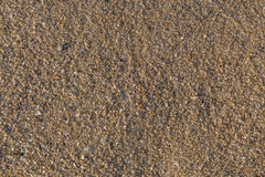 Sand on the beach at kalim beach in phuket.  Stock Photos