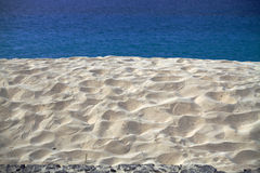 Sand and beach Royalty Free Stock Images