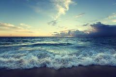 Sand of beach sea Stock Photo
