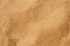 The sand by the beach. The beach sand of the sea, Thailand Royalty Free Stock Image
