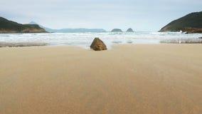 Sand, Beach and Sea stock footage