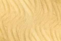 Sand beach in the summer royalty free stock image