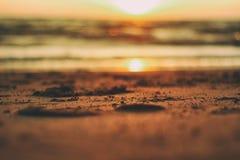 Sand, Beach, Sunset, Beach Sand Stock Images