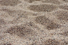 Sand of the beach texture as a background. Sand texture in detail as a background royalty free stock photo