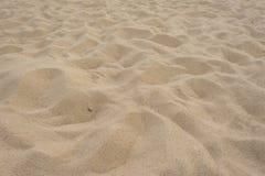 Sand beach texture background Royalty Free Stock Photos
