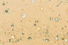 Sand on beach texture Stock Photo