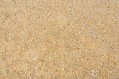 Sand on beach texture Royalty Free Stock Photos