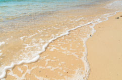 Sand and beach in Thailand Royalty Free Stock Photography