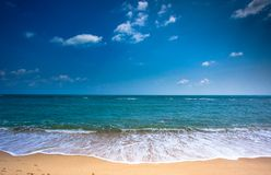 Sand of beach Thailand sea Royalty Free Stock Image