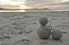 Sand beach in Vietnam Stock Photo