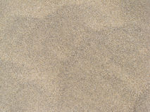 Sand of beach Stock Image