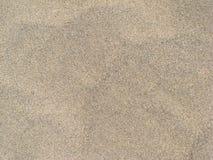 Sand of beach. Yellow sand of desert beach Stock Image