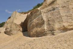 Sand berg Stock Photo
