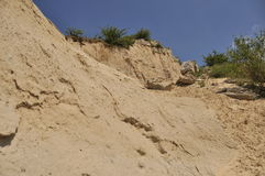 Sand berg Stock Images