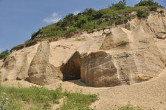 Sand berg Stock Photos