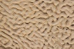 Sand-Beschaffenheit Lizenzfreies Stockfoto