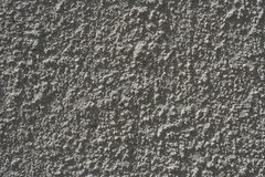 Sand blasted concrete with rough surface. Detail of sand blasted concrete garden wall  with rough surface Royalty Free Stock Photography