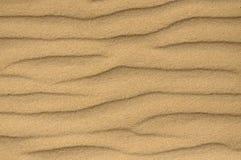 Sand/Bodenbeschaffenheitsabschluß oben Lizenzfreies Stockbild