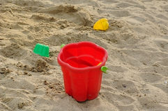 Sand-box Royalty Free Stock Photos