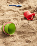 Sand box Royalty Free Stock Photography