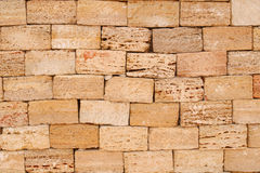 Sand bricks Stock Images