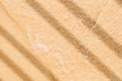 Sand brown background, selective crosswise focus Royalty Free Stock Images