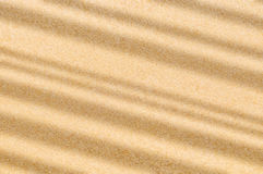 Sand brown background, selective crosswise focus Royalty Free Stock Photography