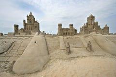 Sand Castle Stock Photos