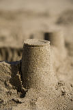 Sand Castle 2 Royalty Free Stock Photo
