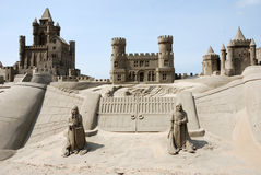 Free Sand Castle Stock Images - 23099024
