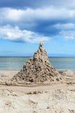 Sand castle. Stock Images