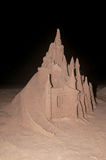 Sand-Castle Royalty Free Stock Images