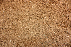 Sand close-up Royalty Free Stock Photography