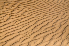Sand close up Royalty Free Stock Photos