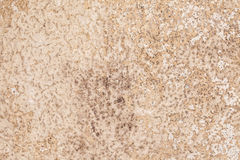 Sand-colored marble. Very sharp macro picture Stock Photography